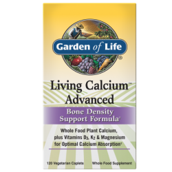 Living Calcium Advanced (120 kaps.)