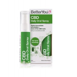 CBD Daily Oral Spray - Kannabidiol (25 ml)