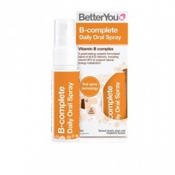 B-Complete Daily Oral Spray - Kompleks Witamin z grupy B w sprayu (25 ml)
