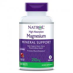 High Absorption Magnesium - Magnez 125 mg (60 tabl.)
