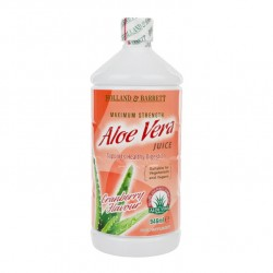 Aloe Vera Juice Cranberry (946 ml)