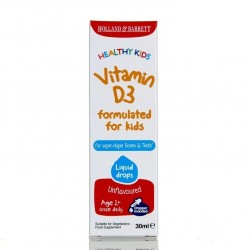 Healthy Kids Vitamin D3 Drops (30 ml)