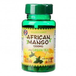 African Mango plus Green Tea (60 tabl.)