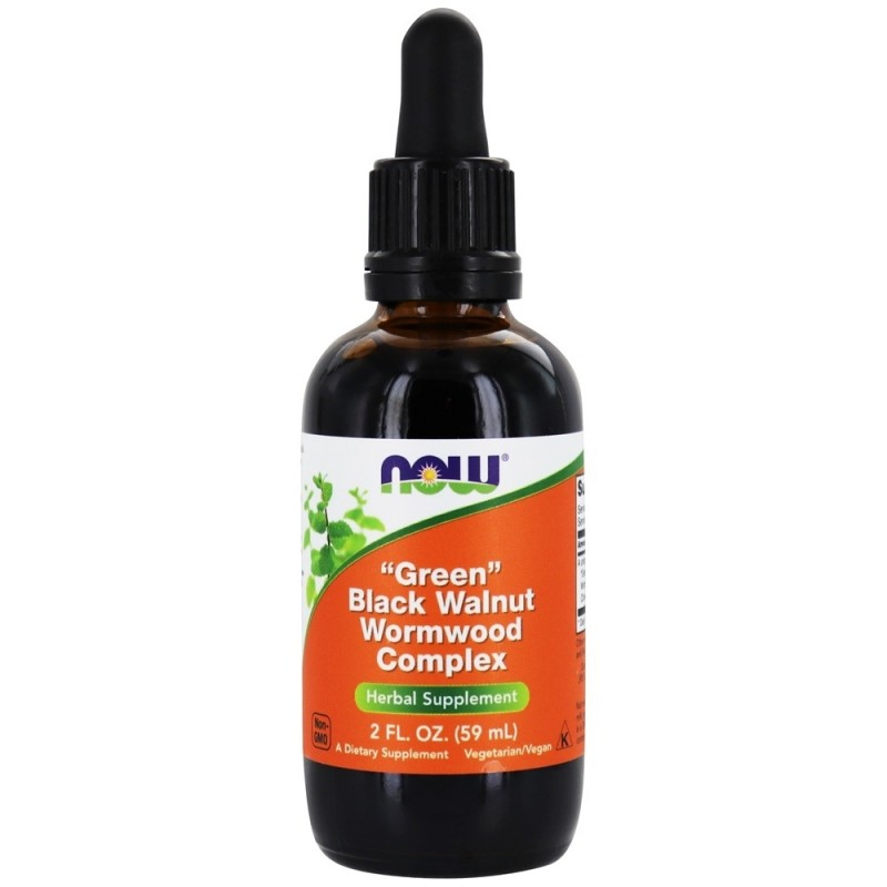 Kompleks orzecha - Green Black Walnut Wormwood Complex (59 ml)