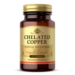 Chelated Copper (100 tabl.)