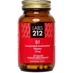 B1 Coenzymated Cocarboxylase (60 kaps.)