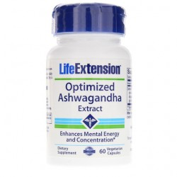 Optimized Ashwagandha Extract (60 kaps.)